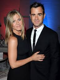 aniston mariage aniston and justin theroux in bel air on august 5