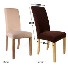 Dining Room Chair Protective Covers Dining Chair Cover Picture More Detailed Picture About 1 Piece