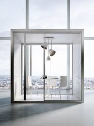 acoustic room partitions from fantoni architonic