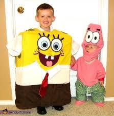 Spongebob Halloween Costumes Girls Patrick Star Costume Spongebob Squarepants Photo 2 2