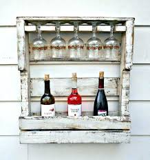 hanging wooden wine rack u2013 there wind