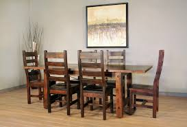 Solid Oak Dining Tables And Chairs Custom Hardwood Dining Tables Weaver Furniture Barn