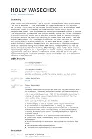 msw resume sample resume cv cover leter