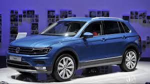 volkswagen tiguan 2018 interior volkswagen tiguan and allspace suv all the details the week uk