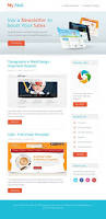 36 best email newsletter templates free psd u0026 html download