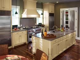 Kitchens With Different Colored Islands by Quartz Kitchen Countertops Pictures U0026 Ideas From Hgtv Hgtv