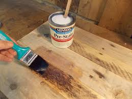 Uneven Wood Floor An End Table Makeover Minwax Blog
