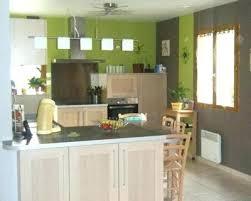 couleur mur cuisine bois deco cuisine bois clair free couleur mur calais with ikea tabouret