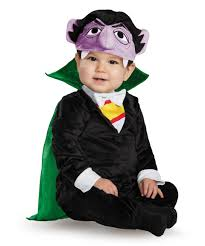 love this count von count dress up set infant by sesame street