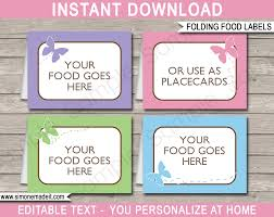 thanksgiving food printables food tent cards template 20 best images about food tent cards