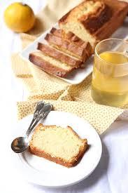 bergamote cuisine quatre quart au citron bergamote gourmandiseries