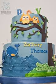 baby boy cakes for showers boy baby shower cake gainesville fl bearkery bakery