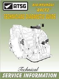 a4cf2 tech guide i 30 pdf automatic transmission transmission