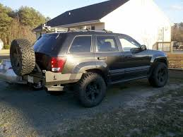 jeep grand cherokee rear bumper bumpers for the wk jeepforum com
