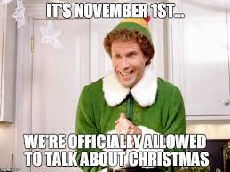 Meme Medley - creative inspiration christmas music meme before thanksgiving