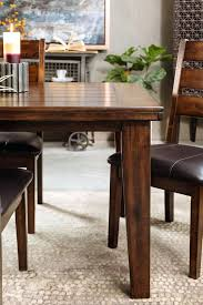 ashley dining room table ashley larchmont dining table ashley furniture larchmont dining
