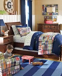 Pottery Barn Madras Crib Bedding by Oliver U0027s Nursery Inspiration Navy Alligators And Madras Makes
