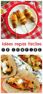 idee cuisine facile repas faciles pour le cing 8 plats savoureux et rapides