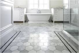 bathroom floor ideas vinyl flooring ideas vinyl bathroom floor with hexagon tile pattern by