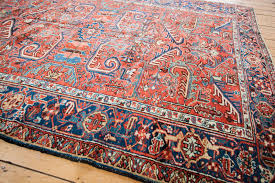 Old Persian Rug by Antique Bakshaish Rug 1132 Westchester Ny Rugs