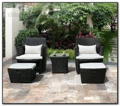 Patio Chair With Ottoman by Patio Chair With Ottoman Canada Patios Home Decorating Ideas