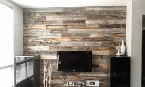 Updating Wood Paneling Stikwood The New Peel U0026 Stick Wood Paneling Care2 Healthy Living