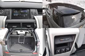 land rover range rover sport 2015 interior 2015 land rover discovery sport review the truth about cars