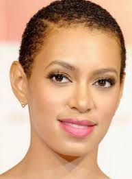 short haircuts for black women with round faces hairstyle