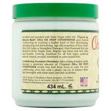 Best Deep Conditioner For Colored Natural Hair Originals By Africa U0027s Best Olive Oil Deep Conditioner 15 Oz