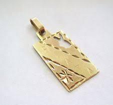 gold name tag gold name tag pendant ebay