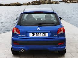 Peugeot 206 Plus 2009 Picture 12 Of 27