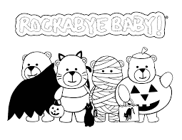 halloween coloring pages baby halloween coloring pages coloring pages