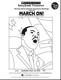coloring pages martin luther king jr printable sheets picture