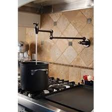 fontaine kitchen faucet the stove faucet pot filler an absolute must kitchen