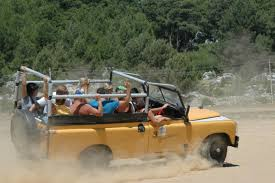 jeep safari full day jeep safari at the taurus mountains from belek vigo tours