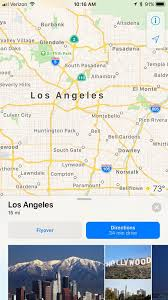 Iphone Maps Not Working How To Unlock Virtual Reality U0027flyover U0027 Cities In Apple Maps On
