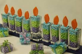 hannukah candy hanukkah candy menorah crafts by esther o