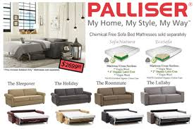 Palliser Sleeper Sofa Palliser Sleeper Sofa Www Gradschoolfairs