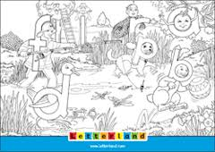 Letterland Worksheets Free Activities Letterland Child Phonics