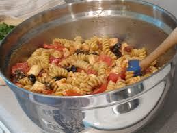 magnolia cooks ina garten u0027s pasta salad