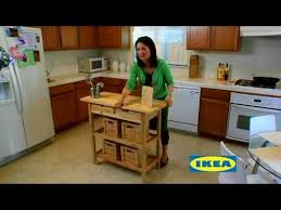 Ikea Kitchen Cart Makeover - 14 9 simple kitchen solutions from ikea youtube