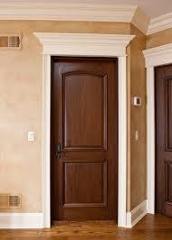 interior wood door design image on wonderful home interior design
