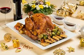 thanksgiving traditional take away turkey for your thanksgiving party at home sheraton