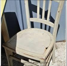 refaire l assise d une chaise chaise bois refaire l assise d une chaise en bois