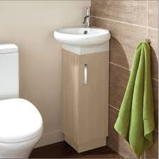 Cloakroom Corner Vanity Unit Hib Bella Cloakroom Floor Standing Corner Unit U0026 Basin Light