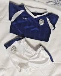 build a boy clothes build a soccer jersey set team usa lot blue clothes
