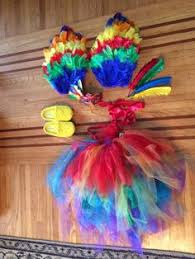 Baby Parrot Costumes Halloween Diy Parrot Costume Baby Free Templates Parrot Costume