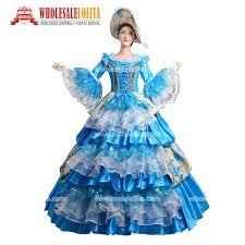 Masquerade Dresses Halloween Costume Aliexpress Buy Quality Women U0027s Prom Gothic Victorian