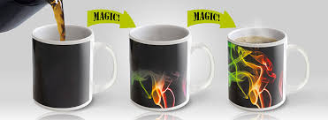 Coolest Coffe Mugs Amazon Com Heat Sensitive Mug Color Changing Coffee Mug Funny