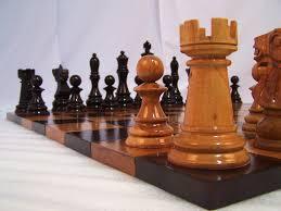 beautiful chess sets 08 beautiful wooden chess set from giantchess com 5 24